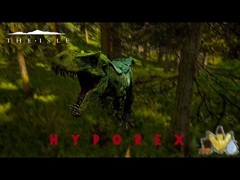 The Isle: HYPO REX HUNTING