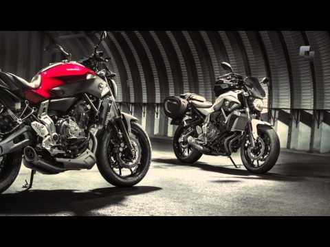 Vídeos Yamaha MT-07 de 2014