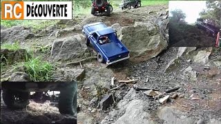 Clisson France  City new picture : 7 Scale & Crawlers Challenge sur Rochers et Racines Gorges Clisson France 44