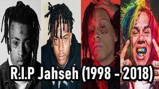 Video Rappers React to XXXTentacion's Death (Ski Mask the Slump God, Trippie Redd, 6ix9ine, Scarlxrd) MP3, 3GP, MP4, WEBM, AVI, FLV Desember 2018
