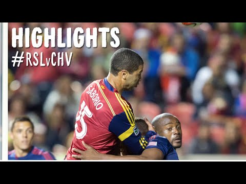 Lake - Real Salt Lake hosts Chivas USA in a crucial game to bolster their playoff standing. Subscribe to our channel for more soccer content: http://www.youtube.com/subscription_center?add_user=MLS...
