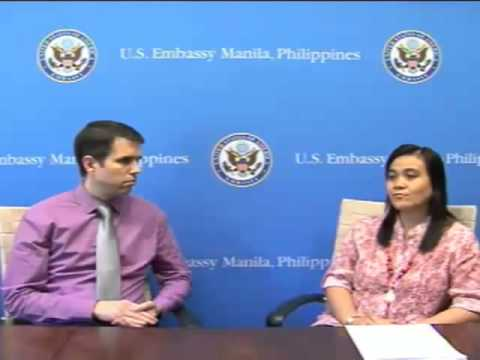 The Visa Hour 2012: Studying in the United States and U.S. Visas (1 of 3)