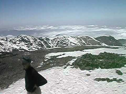 jouwpagina - On top of the Jebel Toubkal in Marocco, the highest mountain in North Africa. See also brazilie.jouwpagina.nl Roger Overdevest.