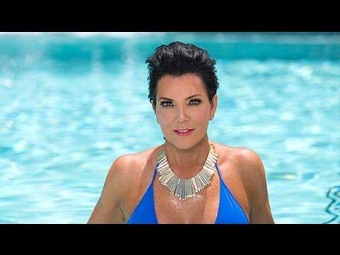 Kris Jenner Reveals Insane Bikini Body