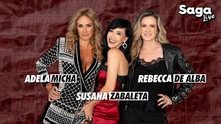 Video Susana Zabaleta y Rebecca De Alba con Adela Micha MP3, 3GP, MP4, WEBM, AVI, FLV September 2019