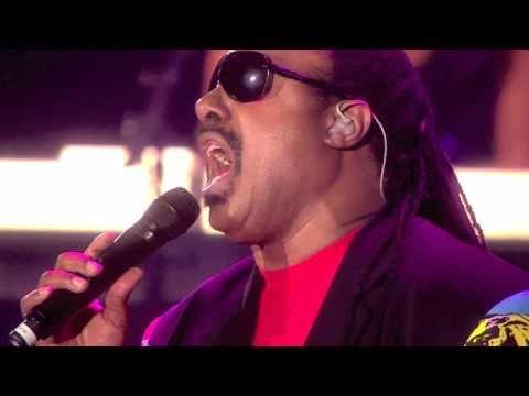 Stevie Wonder - Part Time Lovers - Live At Last (HD)