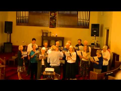 Christ the Appletree by Stanford Scriven, sung by Reedley First Mennonite Church Choir