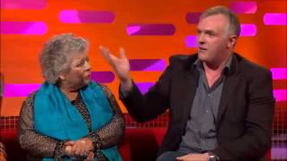 Video The Graham Norton Show S11x11 willi.am, Miriam Margolyes, Greg Davies, Adam Lambert Part 2 MP3, 3GP, MP4, WEBM, AVI, FLV Desember 2018