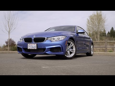 2015 BMW 4-Series Gran Coupe Review – AutoNation