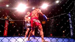XFN 336: Alfred Walker Vs Aaron Roberson - FIGHT VIDEO