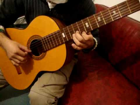 Intro de zamba con  Guitarra