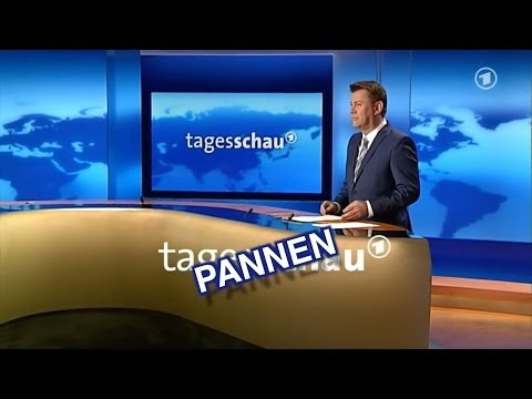 Tagesschau – PANNEN – XXL Compilation (20 min.) | Best-of | HD