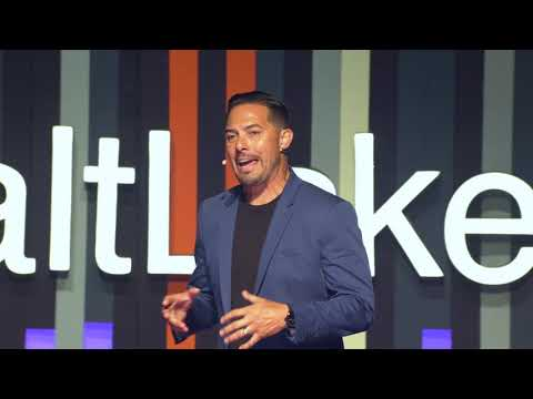 Be a better parent by partnering with your teen | David Kozlowski | TEDxSaltLakeCity