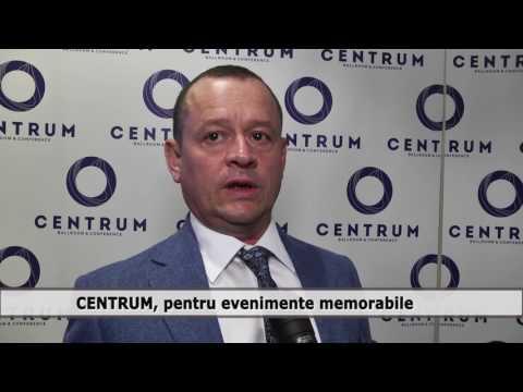 CENTRUM, pentru evenimente memorabile
