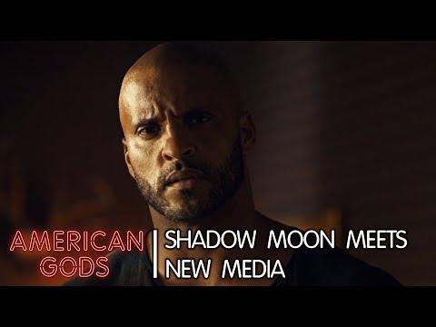 Shadow Moon meets New Media   American Gods - Season Two