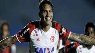 Curtam nossa página: http://www.facebook.com/LeandroSportsVideos Flamengo joga mal, mas vence o Dragão e avança na Copa do Brasil Rubro-Negro carioca garante...
