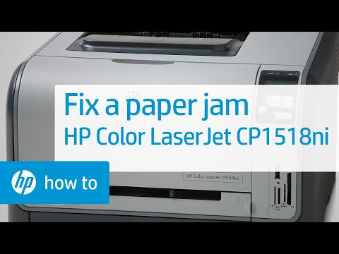 Driver For Hp Color Laserjet Cp1518ni