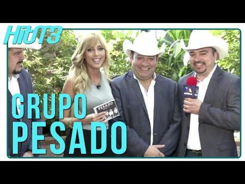 Entrevista con Grupo Pesado