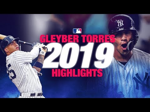 Video: Gleyber Torres 2019 Highlights - The New NY Yankees Star