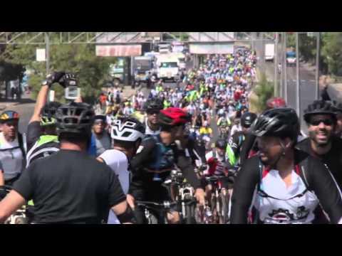 ''Ciclo Protesta Pacífica'' recorrió Naguanagua, San Diego y Valencia (+Fotos y Video) (5 - 3 - 2014)