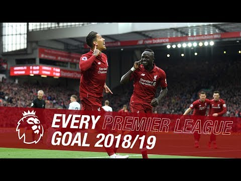 All 89 of Liverpool's Premier League goals from the 2018/19 season