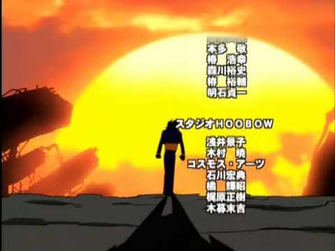 Kikaider 01 Episode 4 Ending (видео)
