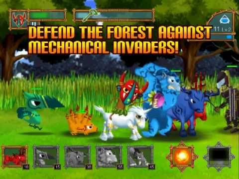 Video of Forest Defense