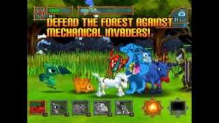 Forest Defense YouTube video