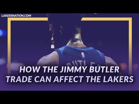 Video: Lakers News Feed: How the Jimmy Butler Trade to the 76ers Can Affect the Lakers In Free Agency