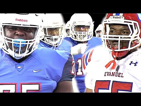 Texas vs Louisiana | Allen (TX) vs Evangel Christian (Shreveport, LA) : UTR Highlight Mix 2017