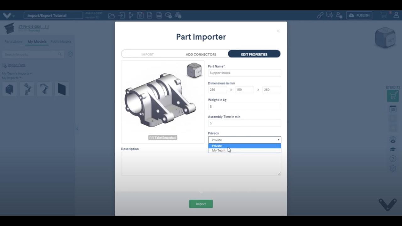 Session 6: Importing & exporting with MachineBuilder
