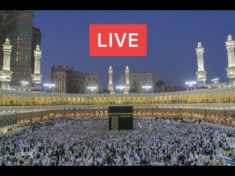 Live: Eid Al'Adha - 21 Aug 2018 - 10th Zil Hijjah 1439