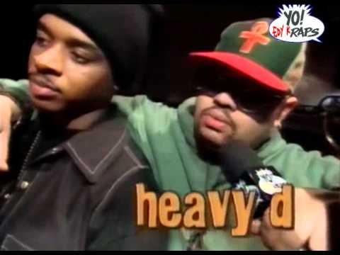Heavy D, Super Cat & Puff Daddy – Interview @ Yo MTV Raps 1992 (HQ)