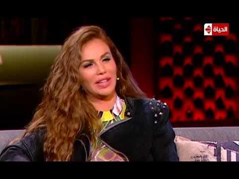 نيكول سابا عن عادل إمام: الوحيد الذي يضحكني ضحكا هستيريا