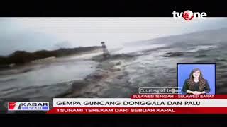Download Video Kompilasi Sejumlah Rekaman Video Saat Gempa dan Tsunami di Donggala dan Palu MP3 3GP MP4