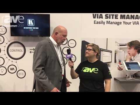Sara Abrons Interviews Kramer COO Clint Hoffman About Network AV