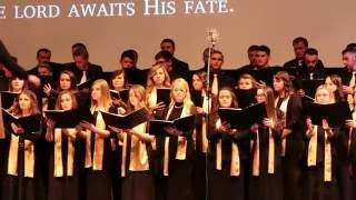 Video Alone He Prayed - один он молился - Bethany Baptist Church Choir Youth & 3rd MP3, 3GP, MP4, WEBM, AVI, FLV Mei 2019