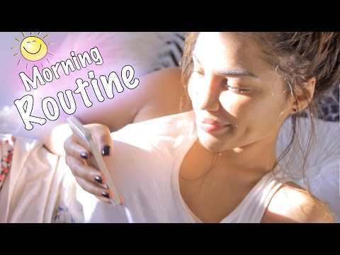 this morning - Thumbs up this video if you like or want more routine vids in the future! Tweet me your favorite screenshot! http://twitter.com/andreaschoice song: Nights Out Lights Out- You know I'm yours...