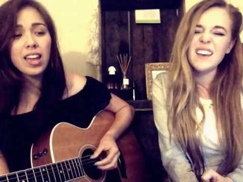Lily Elise & Julia Harriman - Come and get it (Selena Gomez)