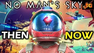 Video NO MAN'S SKY | A GAMING COMEBACK OF THE GENERATION! Why NMS (2019) Has Gone Above & Beyond The Rest! MP3, 3GP, MP4, WEBM, AVI, FLV Agustus 2019