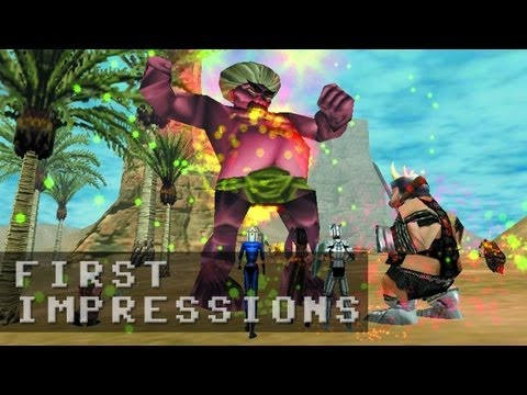 EverQuest Gameplay | First Impressions HD