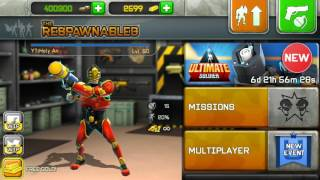 Respawnables Ultimate Soilder Event Review!Overall, event looks pretty sick.