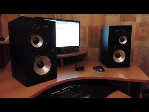 Edifier R2700 (видео)