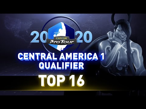 CPT 2020 Online Central America #1 - Top 16