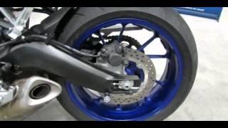 9. 2014 Yamaha FZ - yileacale