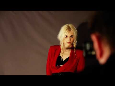 Crash (magazine) - Andrej Pejic. Film 02. By Crash Magazine.