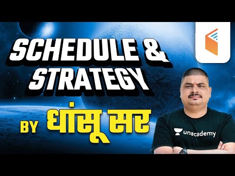 Schedule & Strategies for All Upcoming Exams by Dhasu Sir