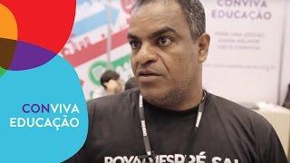 Antônio Mendes da Silva , Dirigente Municipal de Educação de Chã de Alegria/PE