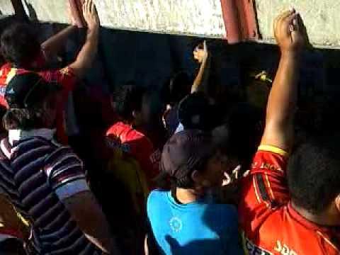 Previa y Entrada de L.B.R. - Boca Unidos vs Aldosivi - La Barra de la Ribera - Boca Unidos