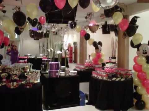 Decoracion con globos para cumplea os Ornamentacion con globos